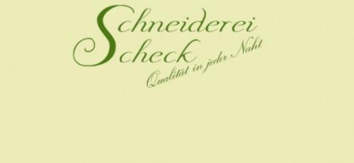 Schneiderei Scheck